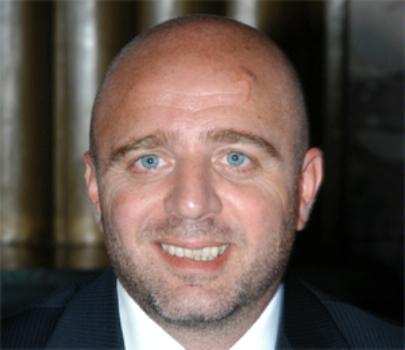 Giovanni Coscia - Consigliere Salerno