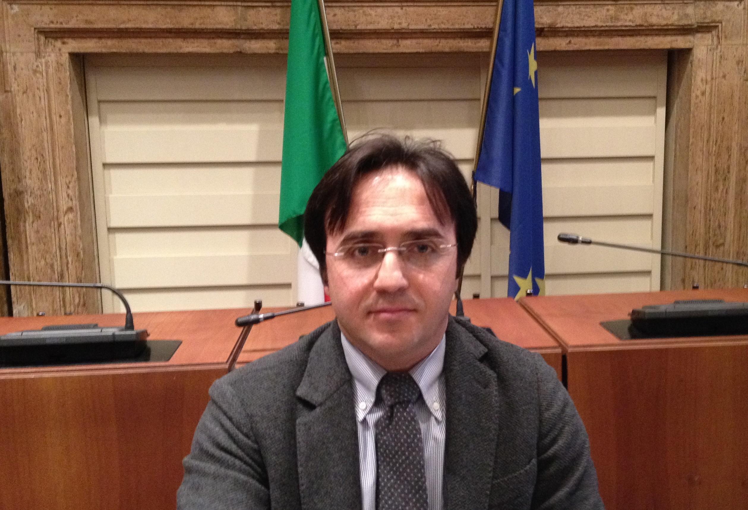 VITTORIO PIACENTI D'UBALDI - Assessore RISORSE UMANE - BILANCIO ? PATRIMONIO ?AZIENDE PARTECIPATE Terni