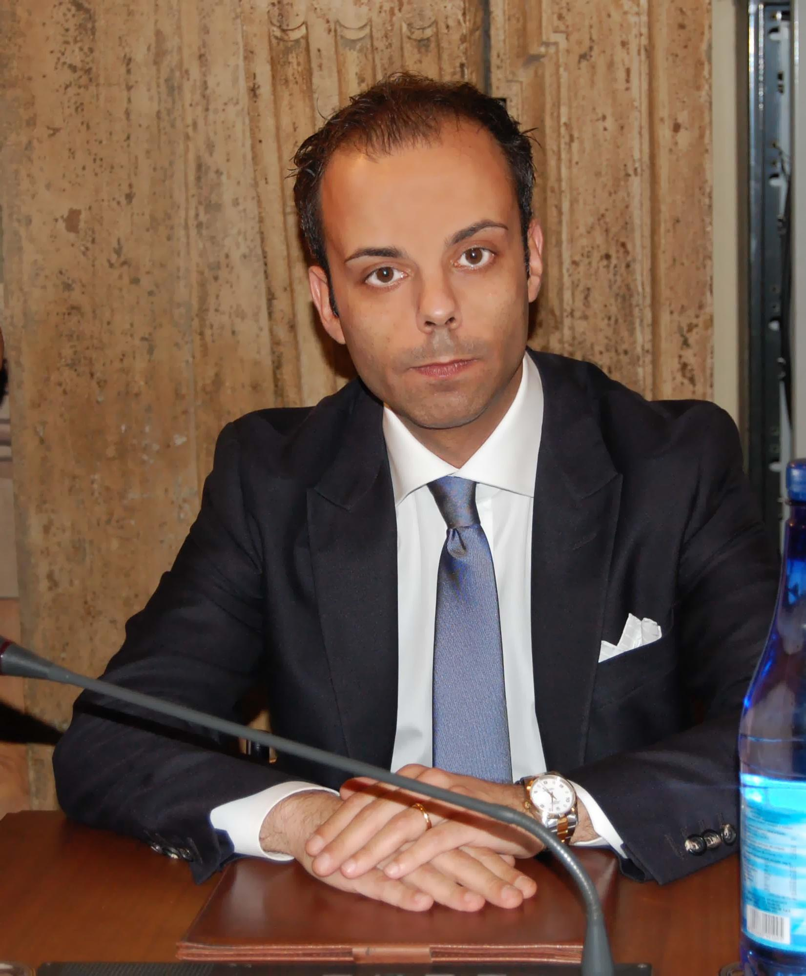 RENATO BARTOLINI - Consigliere Terni