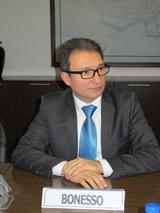 FRANCO BONESSO - Vicepresidente Giunta Provincia Treviso