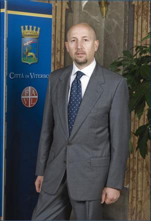 FRANCESCO MOLTONI - Consigliere Viterbo