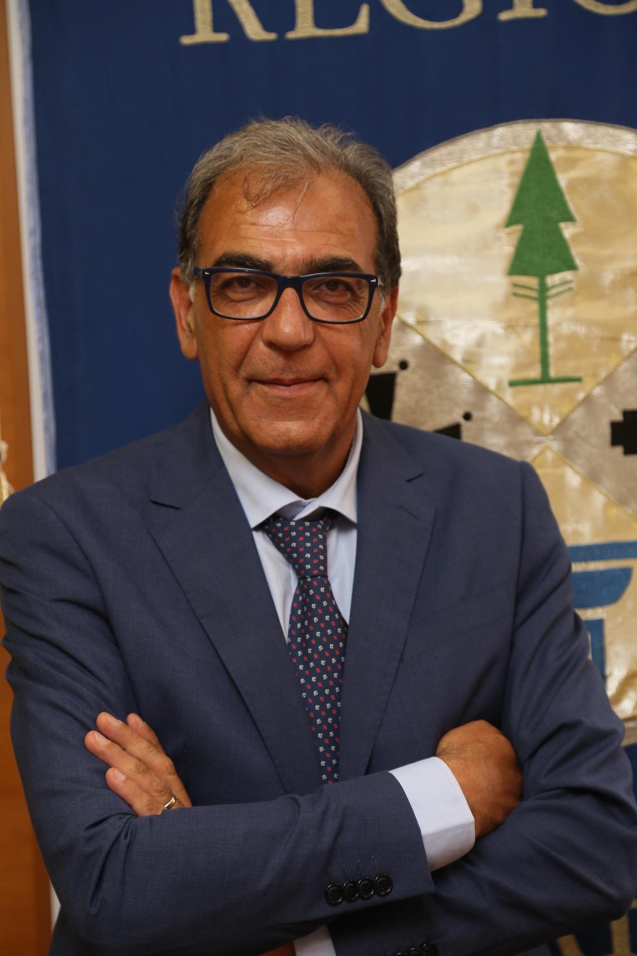 ANTONIO VISCOMI - Vicepresidente Giunta Regione Vibo Valentia