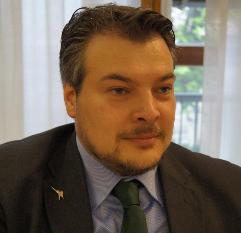 DIEGO BERNARDIS - Consigliere Gorizia