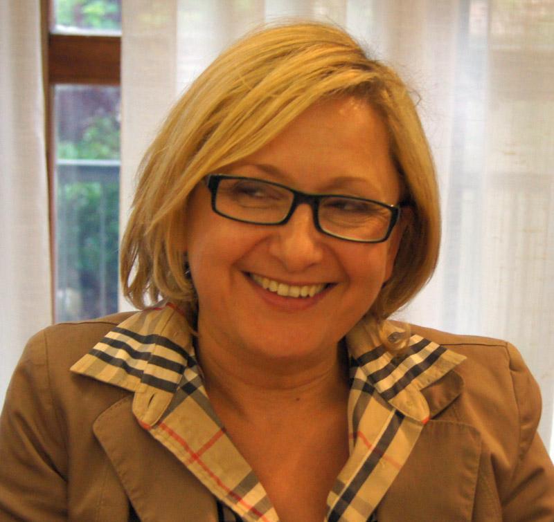 SIMONETTA VECCHI - Consigliere Gorizia