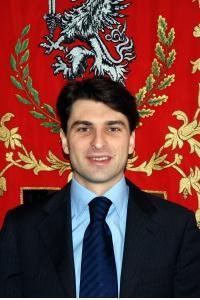 Giacomo Cerboni - Assessore Bilancio, Finanze e tributi, Innovazione, Partecipate Grosseto