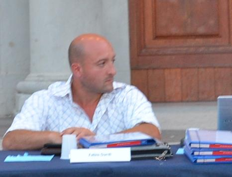 FABIO DARDI - Assessore Lavori pubblici e Mobilità Castello di Serravalle