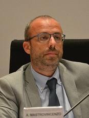 Antonio Mastrovincenzo - Presidente Consiglio Regione Ascoli Piceno