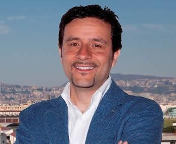 Ciro Borriello - Assessore sport e impianti sportivi; pubblica illuminazione e politiche energetiche; cimiteri; gestione del patrimonio; demanio; autoparchi Napoli