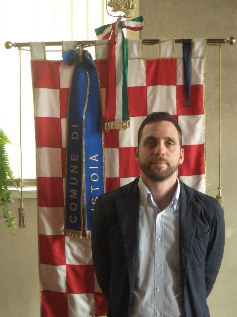 Alessandro Tomasi - Sindaco Pistoia