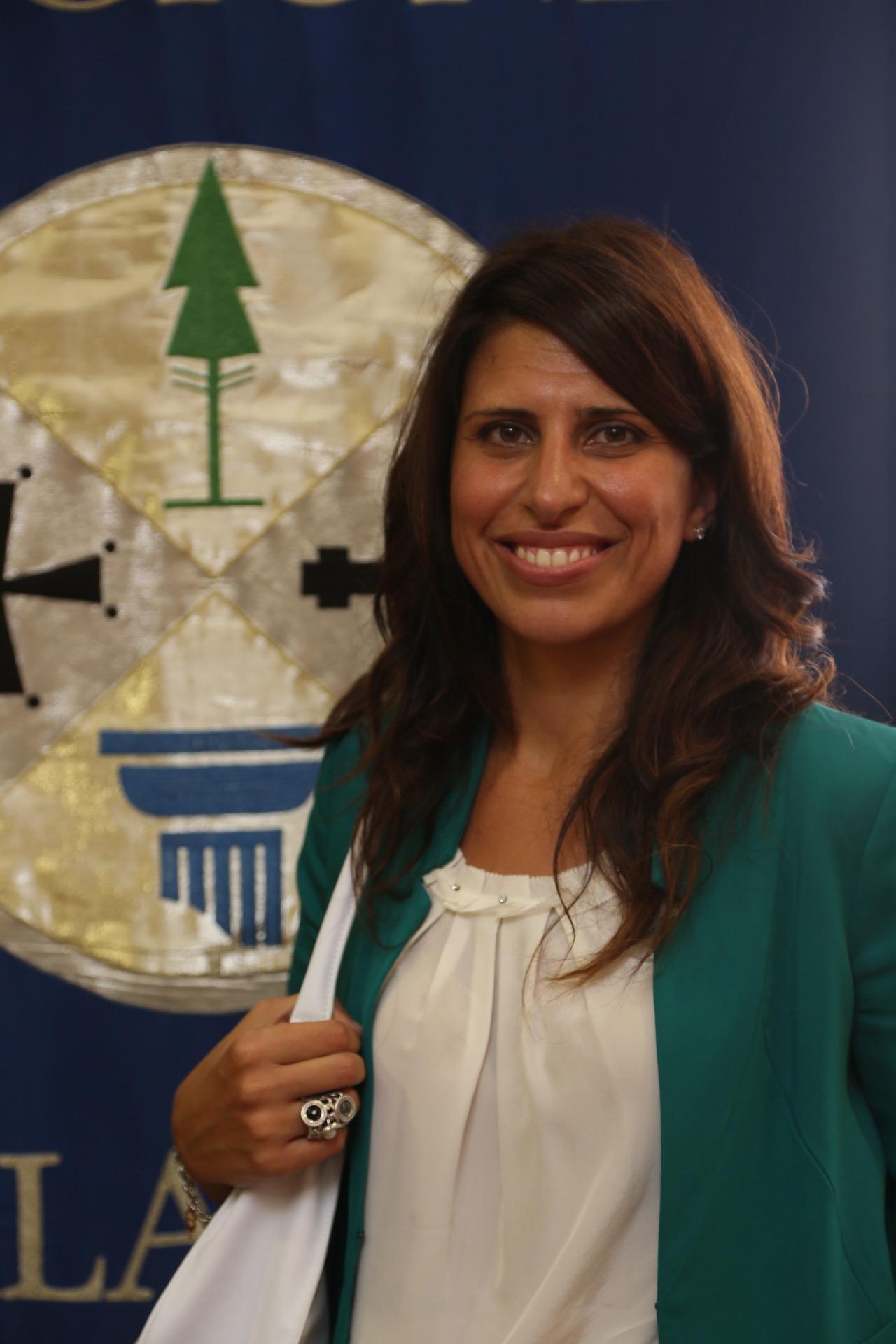 Federica Roccisano - Assessore alla Scuola, lavoro, welfare e politiche giovanili. Crotone