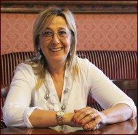 Amalia Cherchi - Assessore alle politiche per l'innovazione, affari generali, affari legali, servizi informativi, personale e Punto Città Sassari