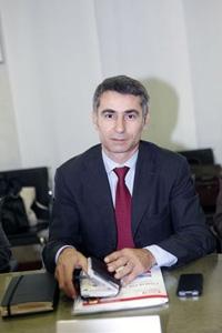 Giovanni Maria Ferraris - Assessore Sport, Polizia locale, Personale Alessandria