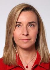 Federica Mogherini Rebesani - Ministro Castello di Serravalle