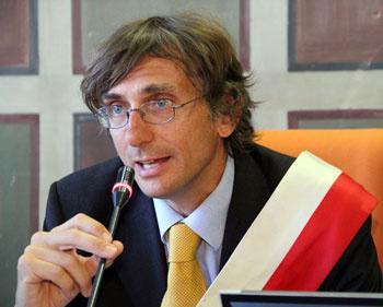 Ranieri Del Torto - Presidente Consiglio Comune Pisa