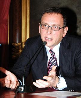 Marco Alessandrini - Sindaco Pescara