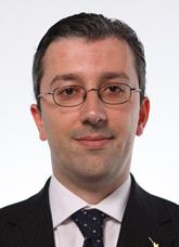Stefano Borghesi - Deputato Bellagio
