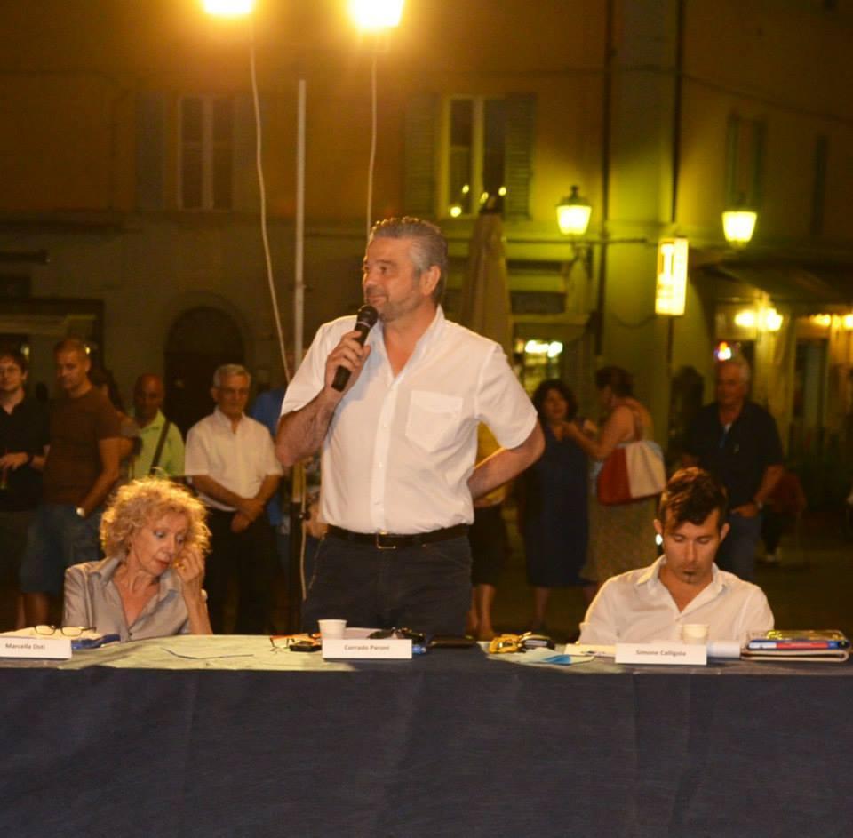 Corrado Paroni - Consigliere Bazzano