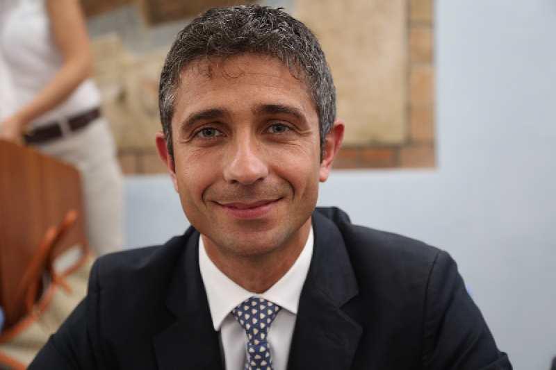Antonello Delle Noci - Assessore bilancio - personale e coordinamento macchina amministrativa - ricerca finanziamenti comunitari e nazionali - servizi demografici Pesaro
