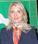 Viviana Beccalossi - Assessore Territorio, Urbanistica e Difesa del suolo Bellagio