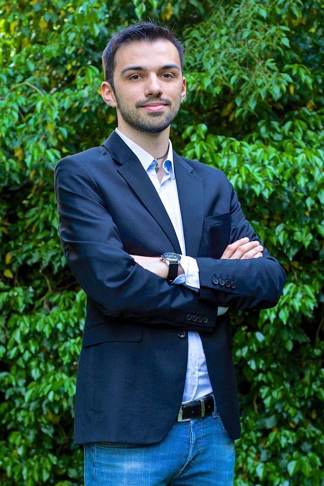 Gabriele Delmonte - Consigliere Modena