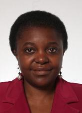 Cecile Kyenge Kashetu - Deputato Trento