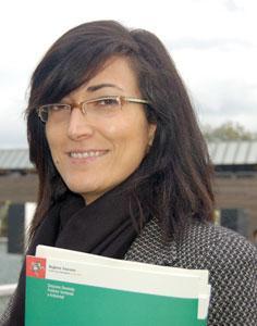 ANNA RITA BRAMERINI - Assessore Ambiente Montevarchi