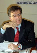 ALFREDO DE SIO - Consigliere Perugia