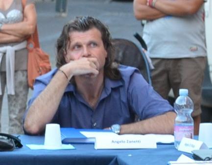 Angelo Zanetti - Presidente Consiglio Comune Savigno