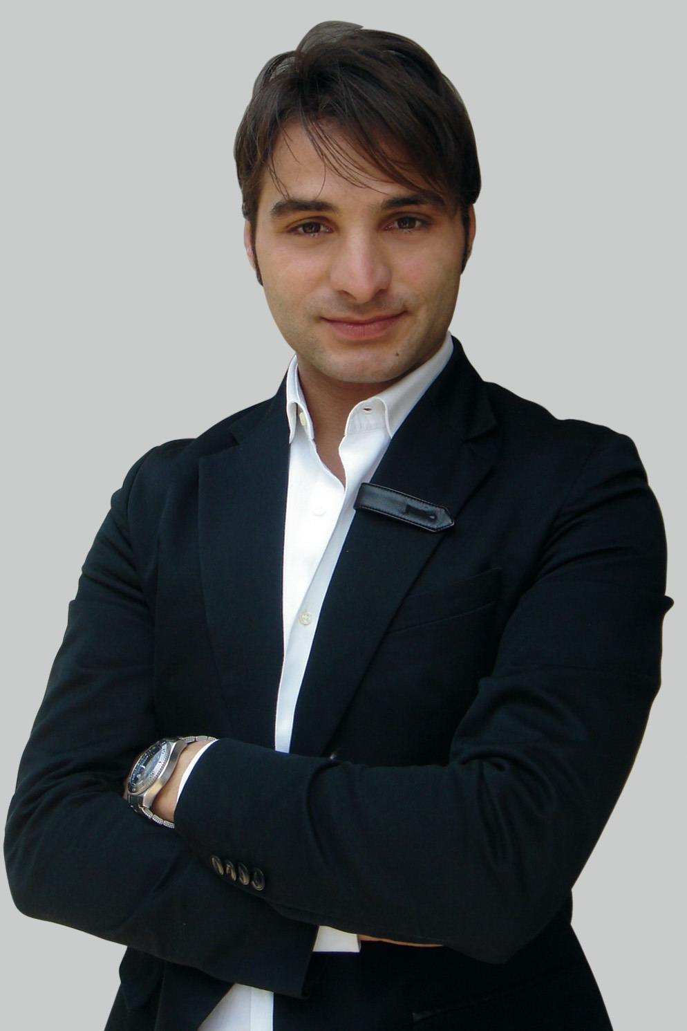 Gianluca Bruzzaniti - Consigliere Caltanissetta