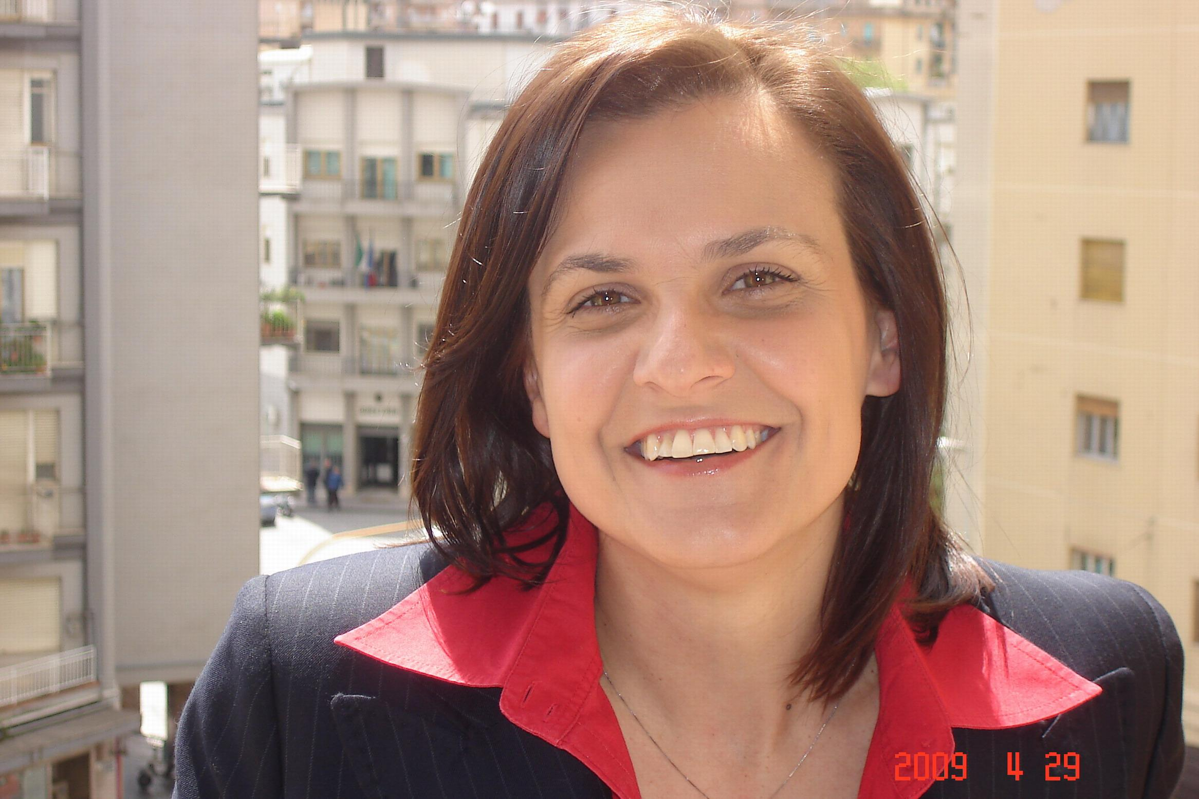 Leyla Salvina Montagnino - Presidente Consiglio Comune Caltanissetta