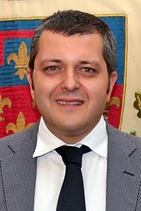 Simone Mangani - Assessore Cultura Prato