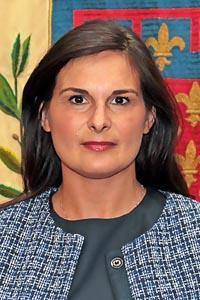Monia Faltoni - Assessore Bilancio e Programmazione finanziaria Prato