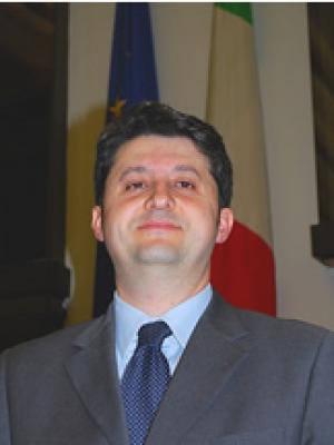 LUCA BARBERINI - Assessore salute e welfare Terni