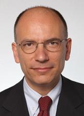Enrico LETTA - Deputato Consiglio di Rumo