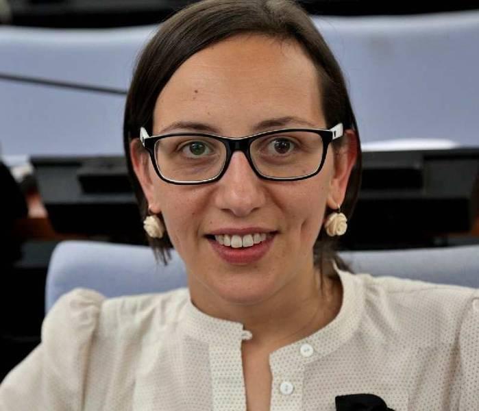 Francesca Fraternali - Consigliere Pesaro