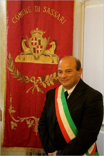 Nicola Sanna - Sindaco Sassari