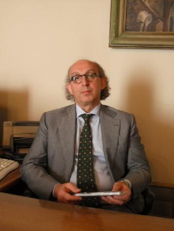 Giulio Freddi - Assessore Politiche infrastrutturali e Sistemi di Impresa Mantova