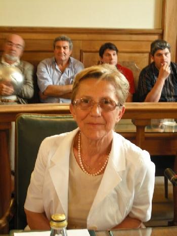 Adriana Chiodarelli - Consigliere Mantova
