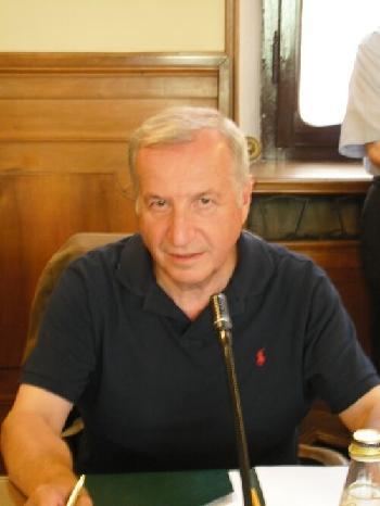 Luigi Cavaglieri - Consigliere Mantova