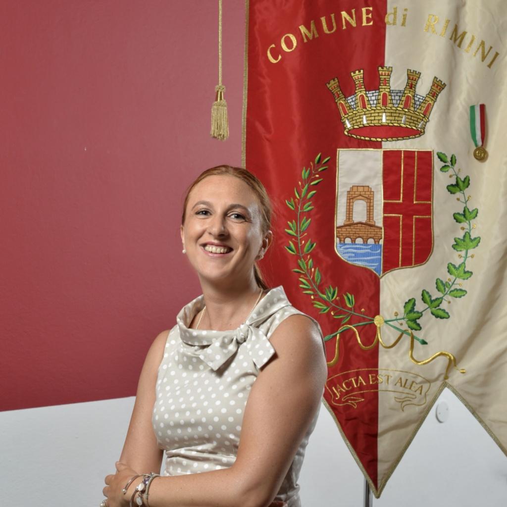 Gloria Lisi - Vicesindaco Rimini