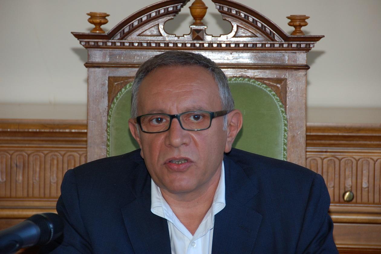 Paolo Frau - Assessore alla Cultura e Verde pubblico Cagliari