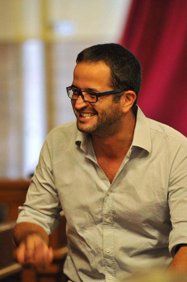 Filippo Petrucci - Consigliere Cagliari