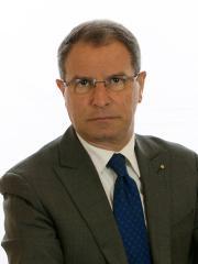Antonio Fabio Maria SCAVONE - Senatore Caltanissetta