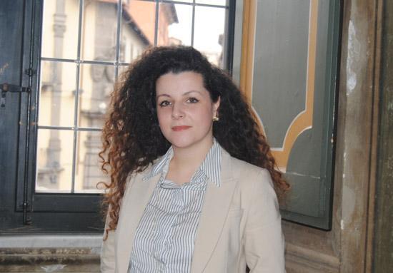 Chiara Frontini - Consigliere Viterbo