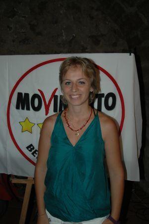 Valentina Palmeri - Consigliere Messina