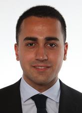Luigi Di Maio - Vicepresidente Consiglio Italia Napoli