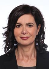 Laura Boldrini - Presidente Consiglio Italia Messina