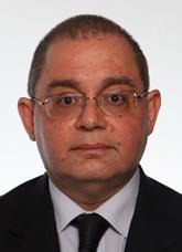 Luigi Taranto - Deputato Palermo