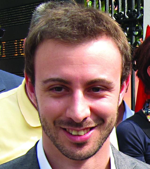 Pietro Lorenzo Virtuani - Consigliere Monza