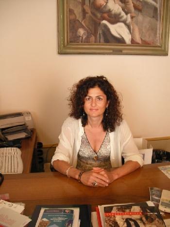 FRANCESCA ZALTIERI - Assessore Politiche culturali, Saperi e Identità dei territori Mantova